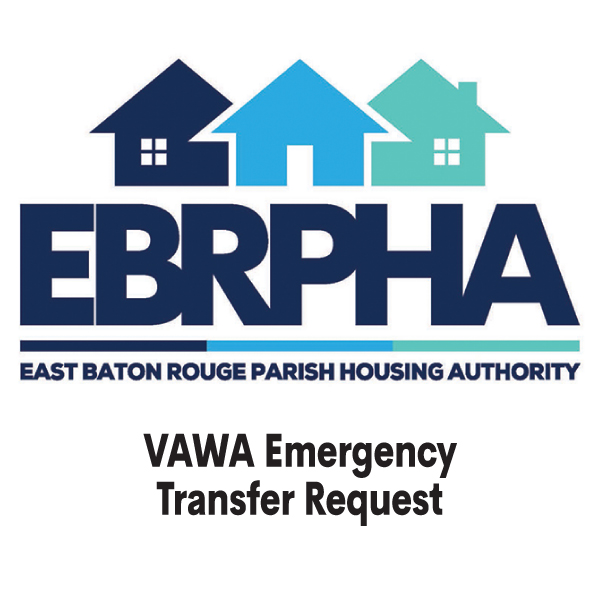 VAWA Emergency Transfer Request cover sheet