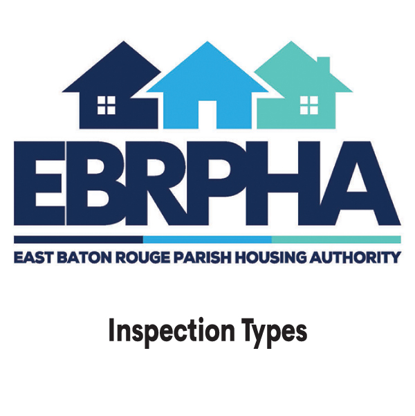 Inspection Types cover sheet