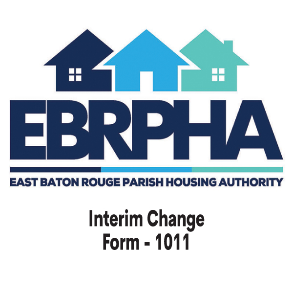 Interim Change Form - 1011