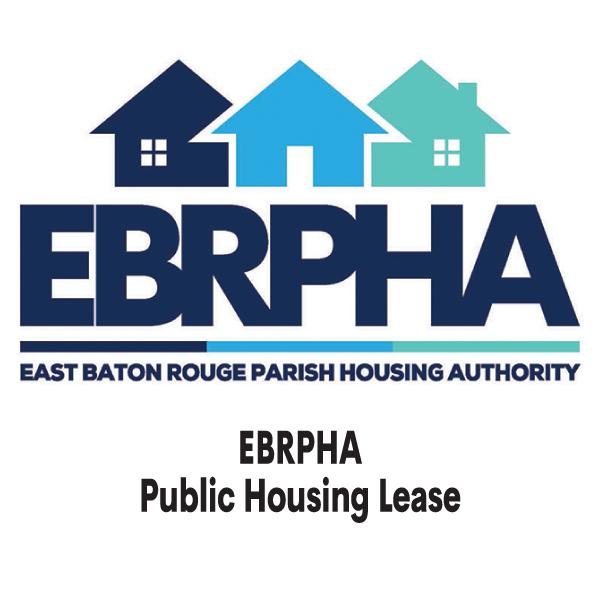 EBRPHA Public Housing Lease